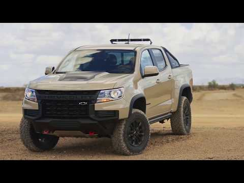 Chevrolet Colorado / Шевроле Колорадо -2019-2021