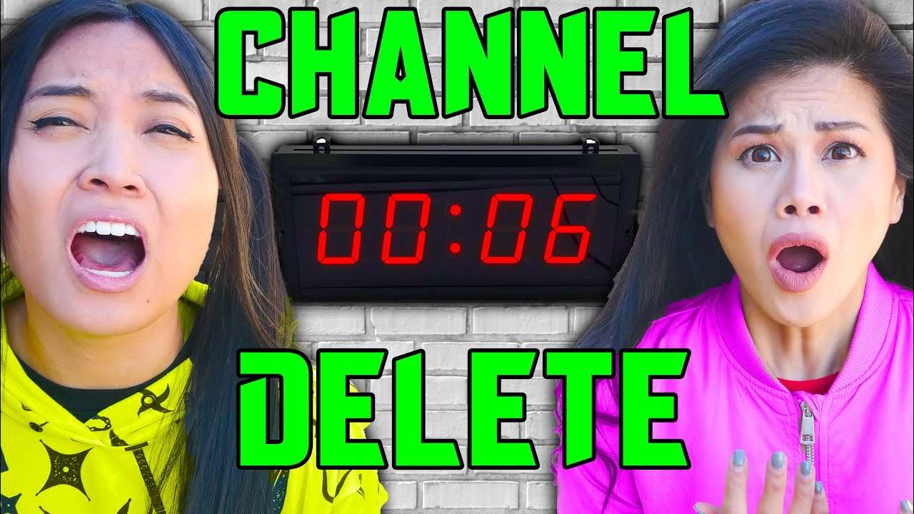 Download TODAY My YouTube Channel Gets DELETED!