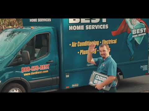Best Home Services - A company you can Trust