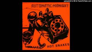 Watch Hot Snakes Past Lives video
