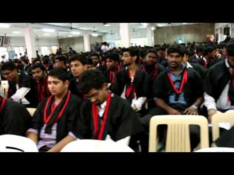 Graduation Day / Vivekananda College