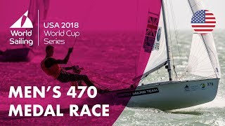 full-men39s-470-medal-race-sailing39s-world-cup-series-miami-usa-2018