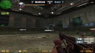 CS online 貓小mo 挑戰雷比亞最短紀錄 4分3秒 2010-02-09 01:02