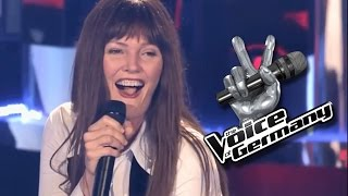 Natural Woman - Pamela Falcon | The Voice of Germany 2011 | Blind Audition Cover