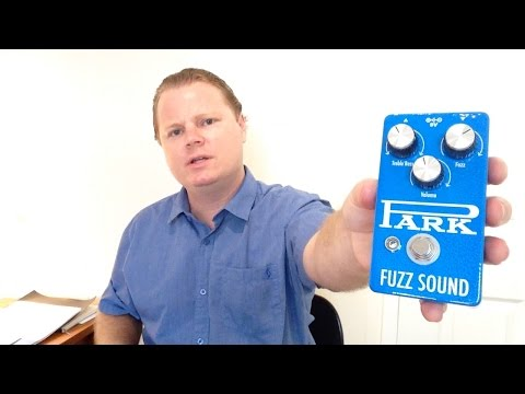Park Fuzz by Earthquaker Devices - Demo & Review