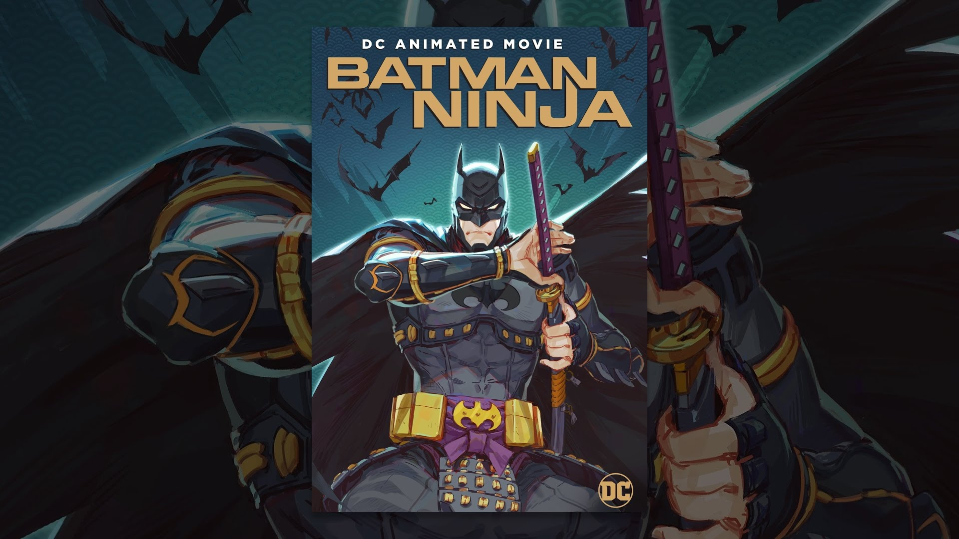 Batman Ninja Stream