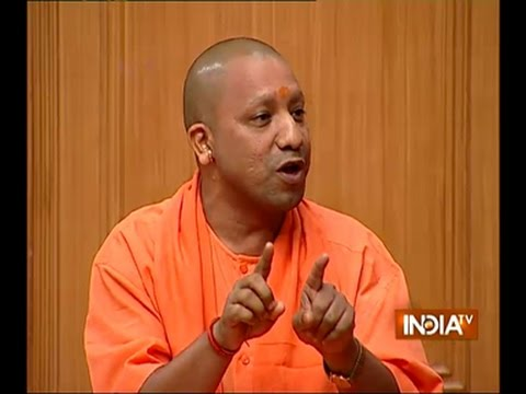 Yogi Adityanath Defends His Provocative Speech Video In AKA - India TV