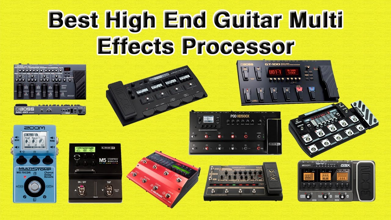 top 10 best guitar multi effects processor youtube. Black Bedroom Furniture Sets. Home Design Ideas