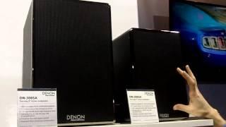 Baixar ISE 2015: Denon Professional Tells rAVe About DN-308SA Active Loudspeaker