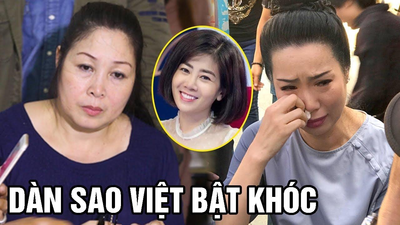 Dàn Sao Việt B,â,t Kh,o'c Khi Nghe Tin Diễn Viên Mai Phương Q,u,@ Đ,ơ`j – TIN TỨC 24H TV