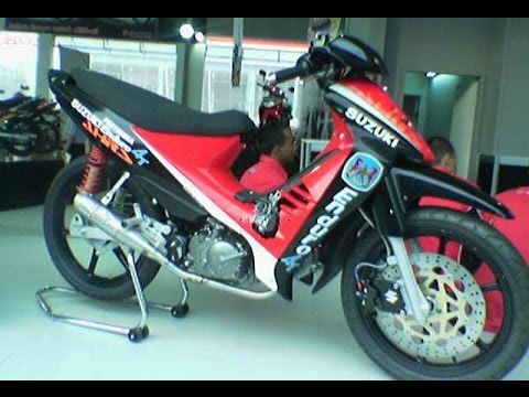 Motor Trend Modifikasi | Video Modifikasi Motor Suzuki Shogun 125 Look Racing Terbaru