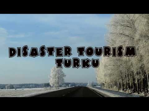 TRESOME - Disaster Tourism: Turku