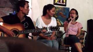 Cơn gió lạ  - guitar: Vịt bầu, Vocal: Loan kyp, Trang nấm