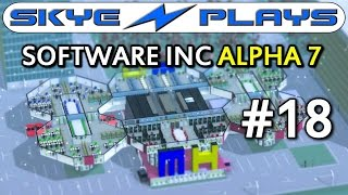 Software Inc Alpha 7 Part 18 ►Parking Problems!◀ Let's Play/Gameplay