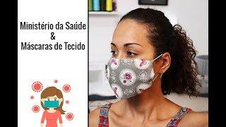 Informação de Mascara de Proteção Caseira