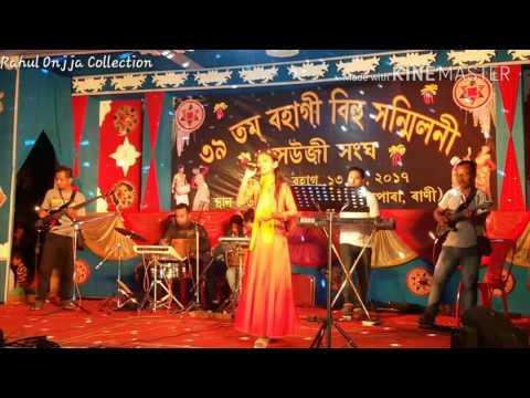 Nikita Boro Fir Fir okha Live. By Rahul...