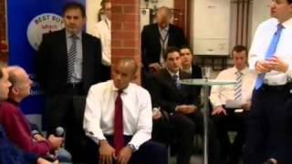 Ed Miliband visits Worcester, Bosch Group Thumbnail
