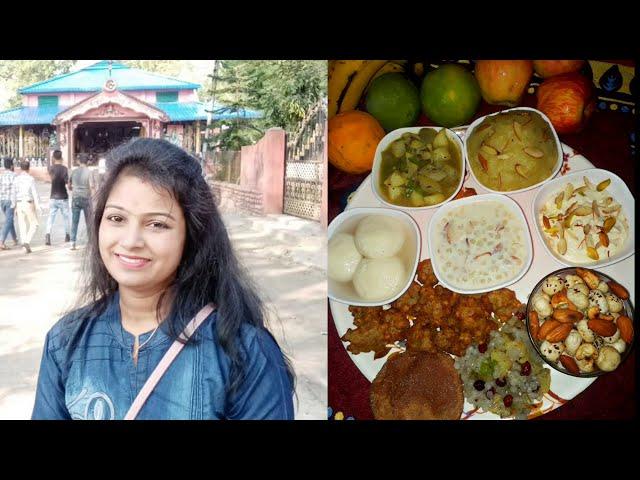 Minakshi Maheshwari  - Puja Special Bhog Thali