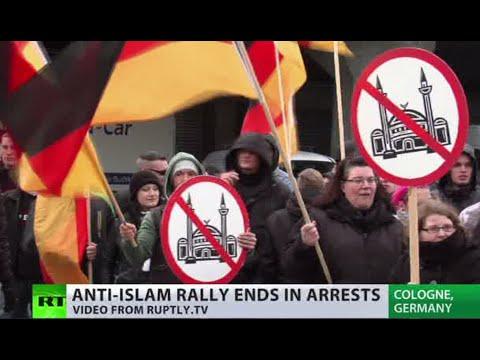 Anti-Muslim sentiment spreading across US, EU after Paris attacks