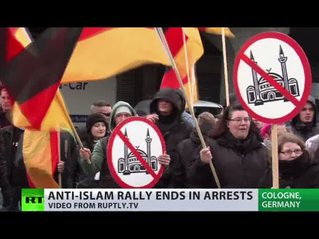 massive anti islam sentiment in the united With anti-muslim sentiment on the rise in the western world in the wake of high-profile and deadly terrorist attacks, the islamic center in quebec city — alongside many other canadian mosques.