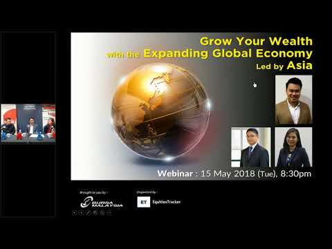 Exchange Traded Fund (ETF) talk in Malaysia - by Benny Lee (live forum - 15 May 2018)