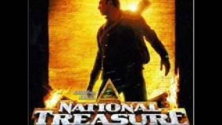 National Treasure Soundtrack- Library Of Congress