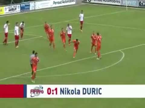 NIKOLA DJURIC goool Switzerland-Serbia