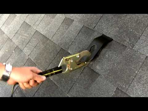 Hitchclip Roof Anchor Safe Yt