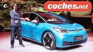 Volkswagen ID.3 2020 | Coche Eléctrico | Salón de Frankfurt IAA 2019 en español | coches.net
