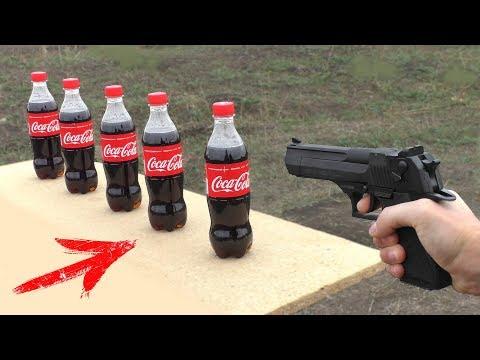 EXPERIMENT GUN vs