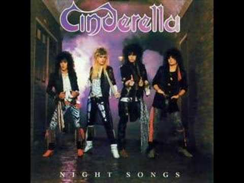 Cinderella - Night Songs (1986)