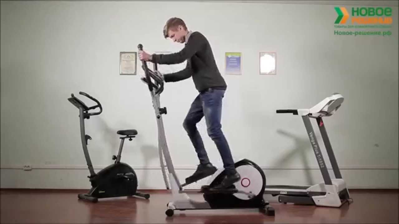 эллипс тренажер как правильно заниматься чтобы похудеть
