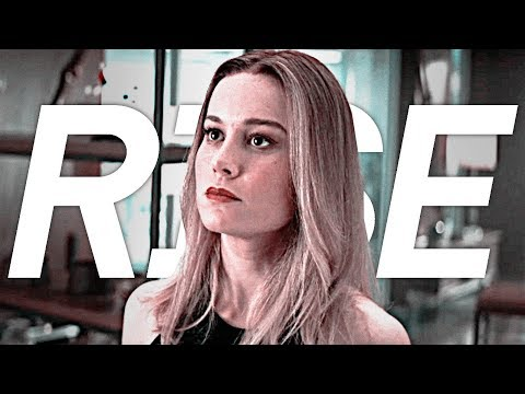 Carol Danvers ─ Rise 「FMV」
