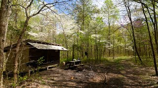 Tecumseh Trail (Indiana) Backpacking - April 2019