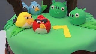 Video ANGRY BIRDS BIRTHDAY CAKE download MP3, 3GP, MP4, WEBM, AVI, FLV Juni 2018