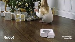 The Ultimate Robot Mop | Braava jet® m6 | iRobot®