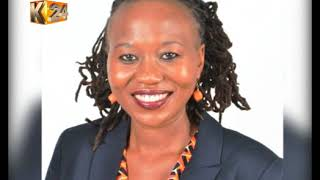 Roselyn Akombe bumped off U.S bound flight and detained at JKIA