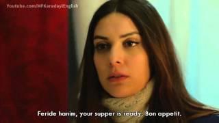 Mahir & Feride Story Ep18 b _ English [HD]