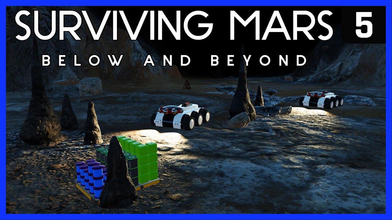 Download GOING UNDERGROUND! ► Surviving Mars BELOW AND BEYOND Ep 5