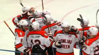 Falcon Hockey WCHA 2017 Playoff Hype Video