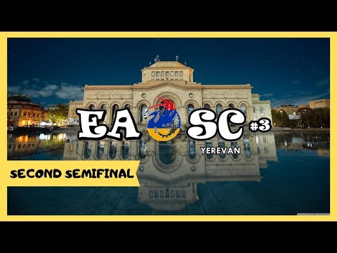 Second Semifinal || Eurovision Artists Other Song Contest (#3) || Yerevan