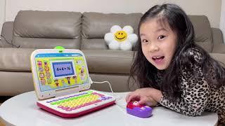 [콩순이장난감] 코딩 컴퓨터로 한글, 영어, 수학, 유…