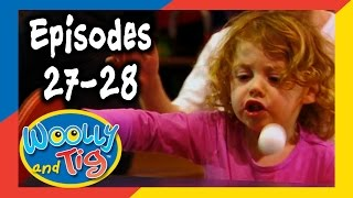 Woolly And Tig - Episodes 27-28