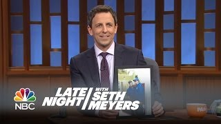 Seth's SXSW Story - Late Night with Seth Meyers