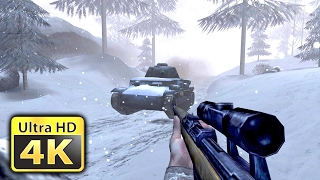 Medal of Honor : Allied Assault Spearhead - Old Games in 4K