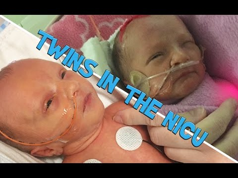 WEE BABES IN THE NICU! (Day 141)