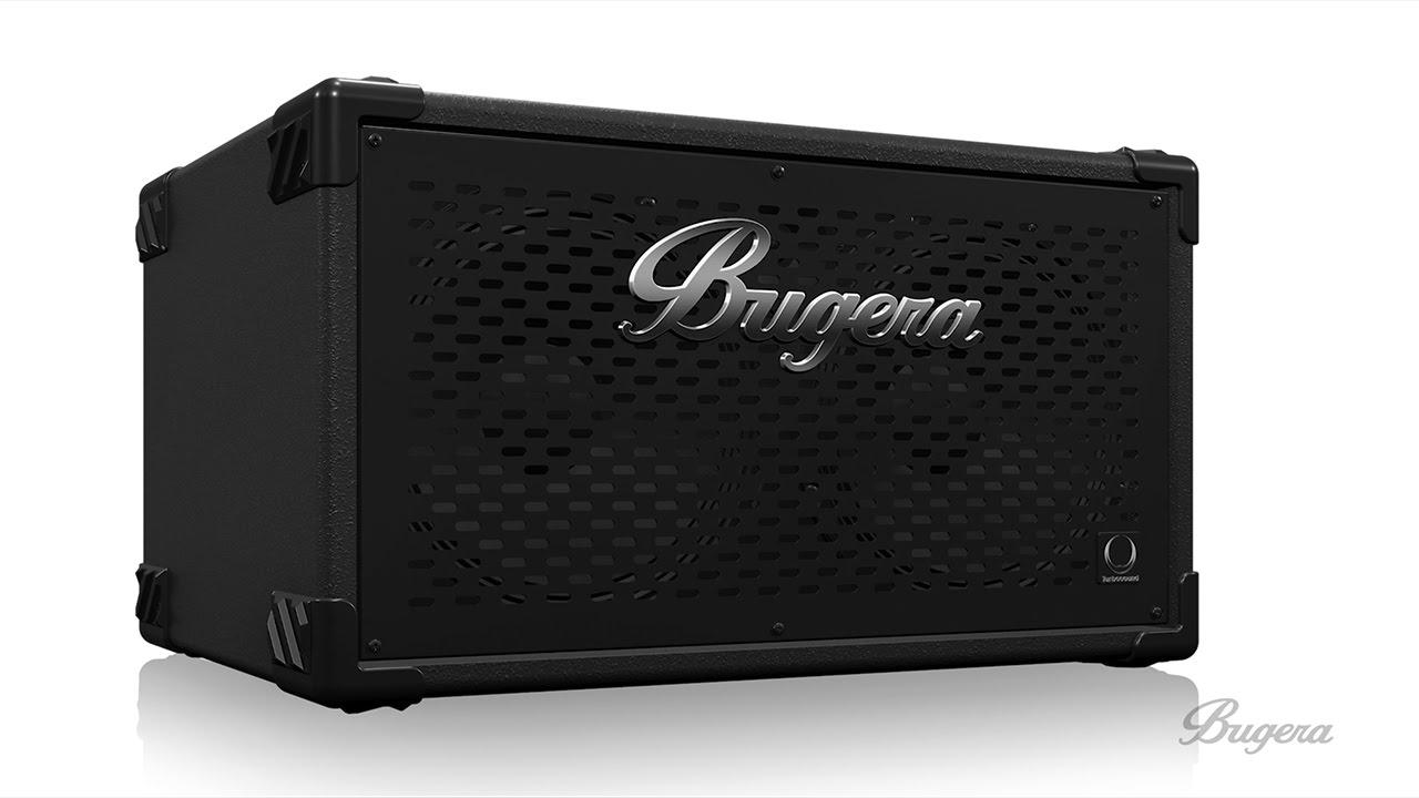 BT210TS Ultra-Compact and Lightweight 1,600-Watt Bass Cabinet ...