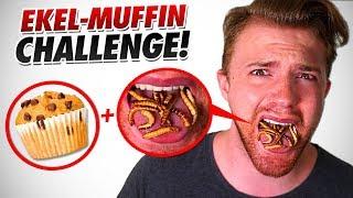 Extreme EKEL Muffin Challenge !