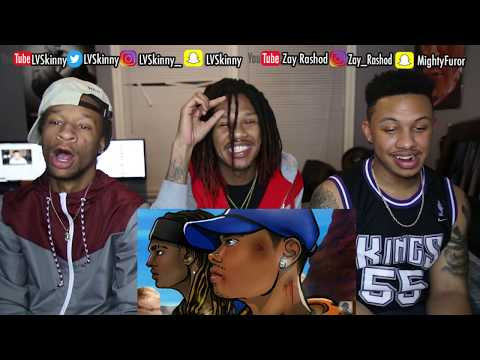 ImDontai X VI Seconds - Poudii's Last Friday (FINAL DISS) Reaction Video