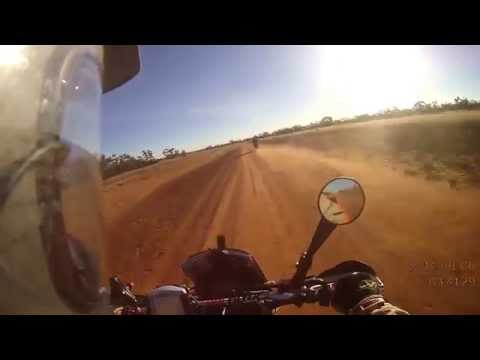 Darling River ride (Aussie Outback)